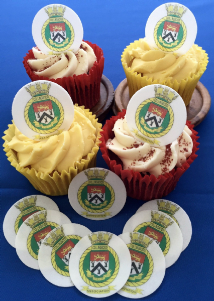 Royal Navy cake toppers - HMS Collingwood Trafalgar Association